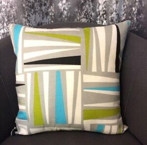 Dove Handmade Cushion Cover Marine Scion Plexus Kiwi