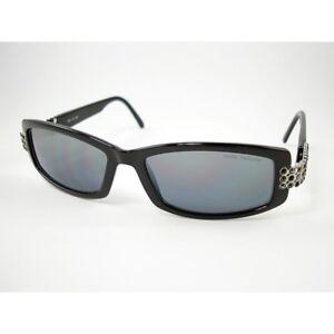 5bffff485787f6 Image is loading Daniel-Swarovski-S576-00-6050-Black-Frame-Sunglasses