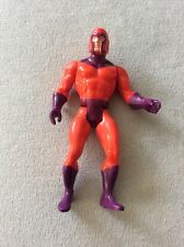 Vintage X-Man Magneto Auction Figure 1984 Marvel Comics Group Toy Hong Kong