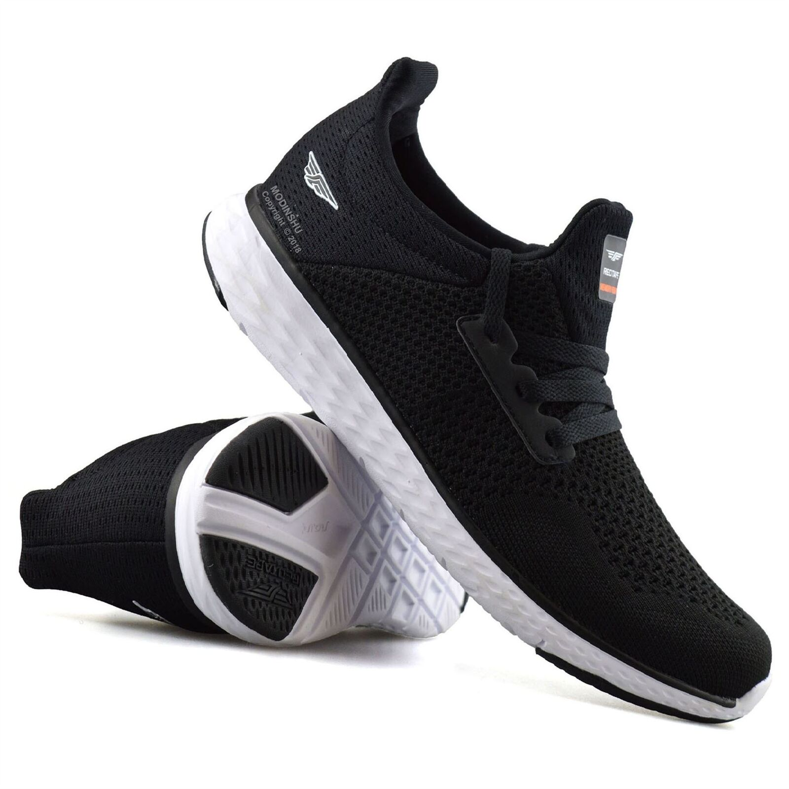 Hommes Sports Casual Walking Running Gym Sports Hommes Mousse À Mémoire De Lacets Baskets Chaussures Taille 3ca6f3