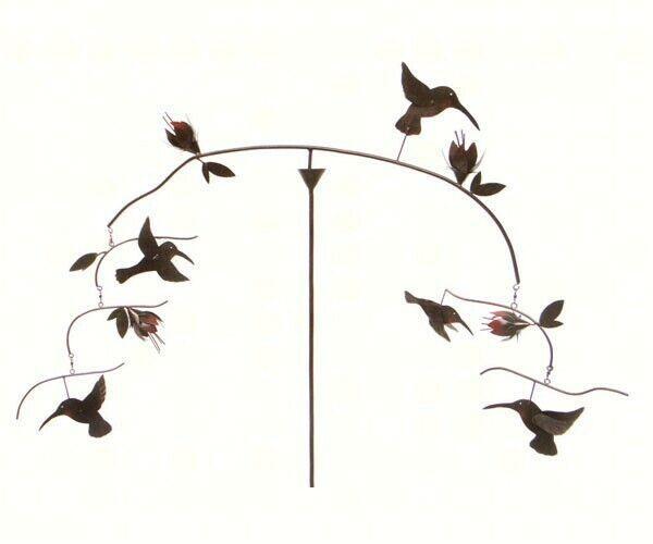 Kinetic art - HUMMING BIRD  Balancer -  GEblåG398