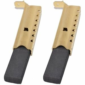 Fisher & Paykel Washing Machine Carbon Brushes Brush Pair WH70F60W WH70F60W1