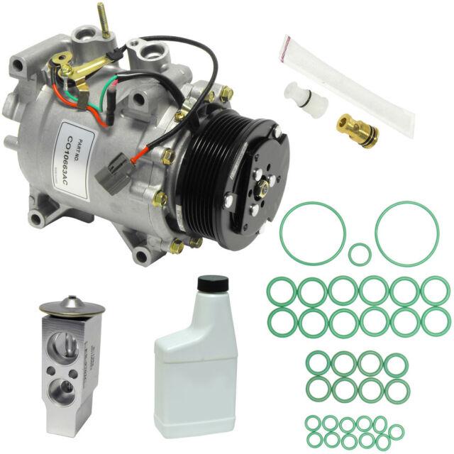 A//C Compressor-Hs110r Compressor Assembly UAC CO 10663AC fits 2002 Honda CR-V