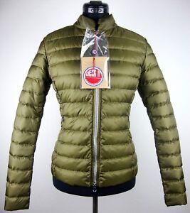 finest selection 126f1 032fb Details zu COLMAR ORIGINALS PUNK Down Jacket Daunen Jacke Damen Oliv Gr.32  NEU mit ETIKETT