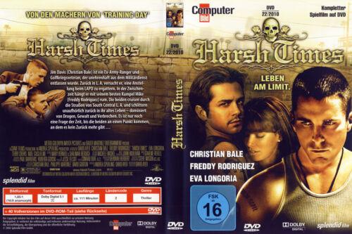 1 von 1 - Harsh Times / Leben am Limit - DVD -2 - Film - Video - Print Edition - ! ! ! ! !