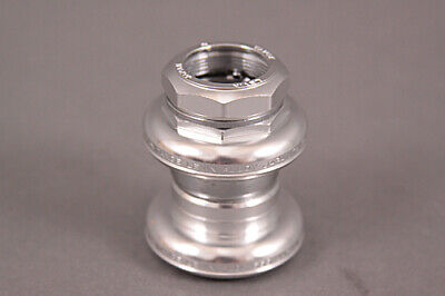 """Threaded Headset...1/"""" ISO Specifications w// Chrome Finish New Tange Levin NJS"""