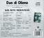 miniatura 2 - Duo Di Oliena, Maria Luisa Congiu e Giusi Deiana - Sa Sete Meravizas (CD, Album)
