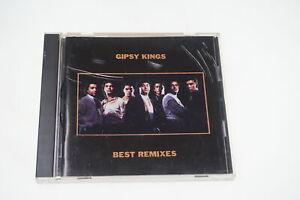 GIPSY KINGS BEST REMIXES ESCA 6334 JAPAN CD A13657