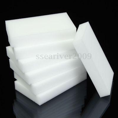 100Pcs Multifunction Magic Cleaning Sponge Eraser Melamine Cleaner Pad Foam