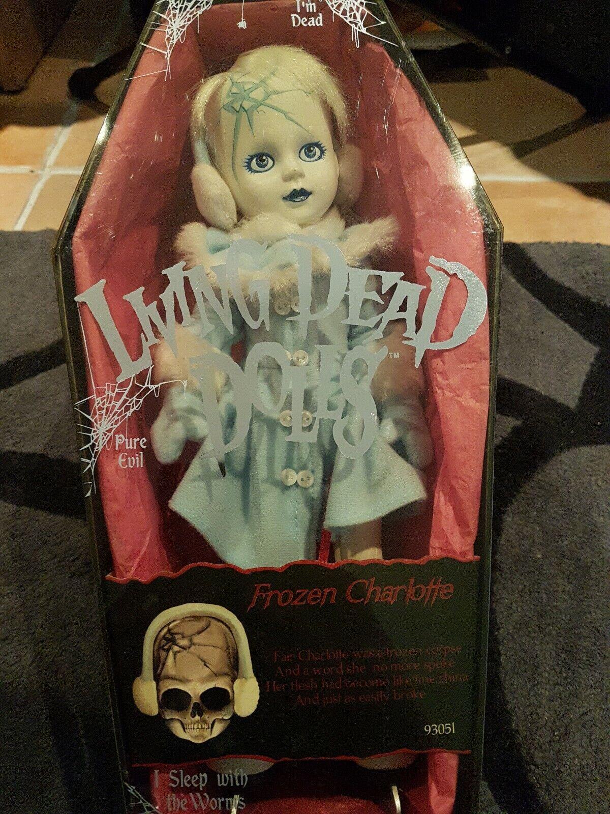 Living Dead Dolls Frozen Charlotte Series 12