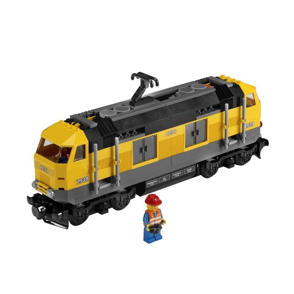 Lego Tog, 7939 Cargo Train