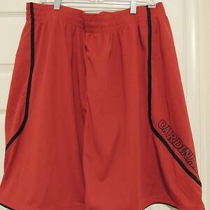 Adidas-Louisville-Cardinals-Basketball-Shorts-New-Mens-LARGE