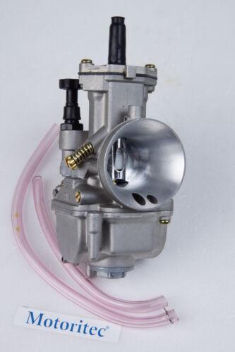 Performance 28mm  PWK  Carburetor for 2T 90cc ATV Quads Dinli AEON Apex Polaris