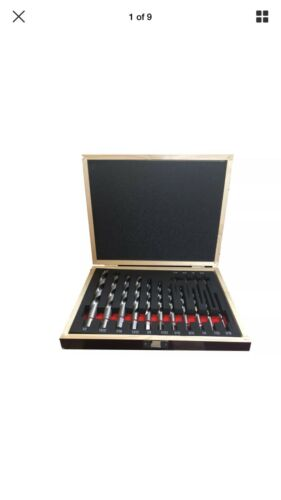 15 Pc set of High Speed Steel Imperial Drill Bits
