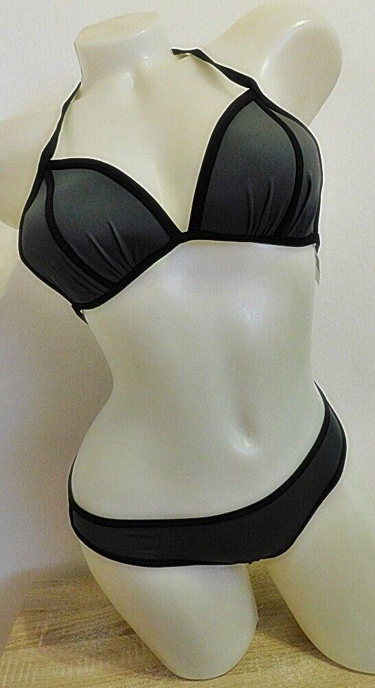 Primark Halterneck Bikini Size 34/36 Fully Lined