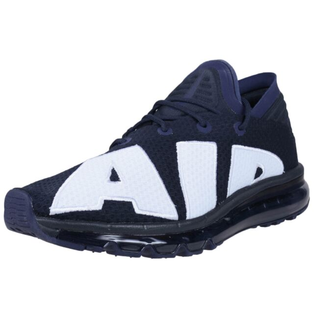 Nike Air Max Flair Running Shoes 360 Air Navy Mens Size 11.5 942236 ... 3f5ae0981