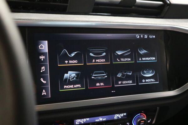 Audi Q3 35 TFSi S-line SB S-tr. billede 8