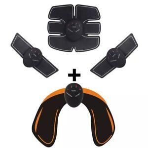 EMS-Entrenador-Estimulador-Muscular-Inalambrico-Nalgas-Abdominal-ABS-Unisex