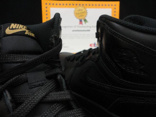 44d9e2125ec Nike Air Jordan 1 Retro High OG BG Black Gum Light Brown Size 7y for ...