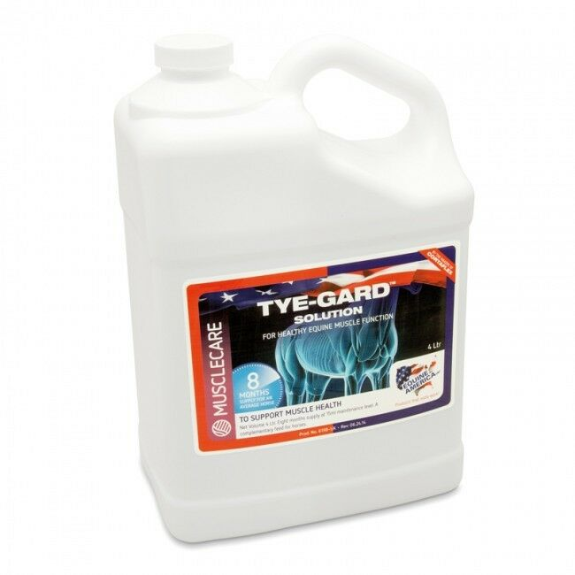 Equine America  Tye Gard 4ltr - For horses prone to tying up FREE UK Shipping