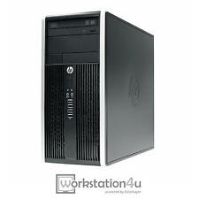 HP Compaq dc5850 Tower PC AMD DualCore 2,6GHz 4GB RAM 250GB HDD NVIDIA FX1800 W7