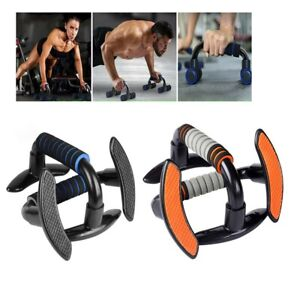 Fit Penn Push Up Bar Stand Foam Handle for Chest Pull Press Gym Fitness Exercise