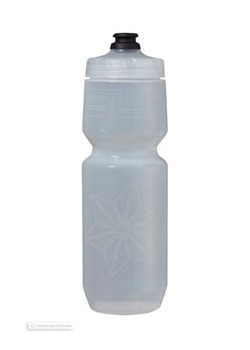 Supacaz STAR Water Bottle BPA Free KURIA CLEAR 26 oz