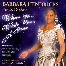 When You Wish Upon a Star - Barbara Hendricks CD (1999)