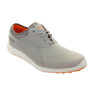 New-Men-039-s-PUMA-Ignite-Spikeless-Golf-Shoes-Drizzle-Vibrant-Orange-Pick-Size