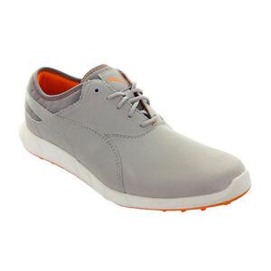 La foto se está cargando Nuevo-Para-hombres-Zapatos-De-Golf-PUMA-Ignite- 384d680e9