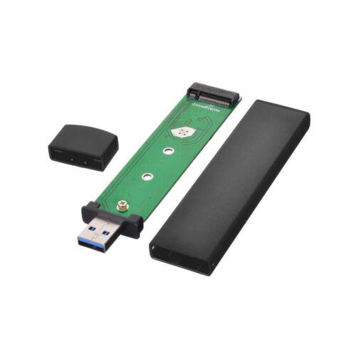 M.2 to USB 3.0 External Enclosure Converter NGFF SSD Adapter USB Stick