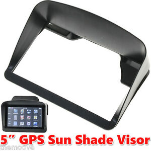 Sun Shade Visor Hood Screen For Navman Move55 Move60LM 5   GPS Sat ... 53dfcae3669