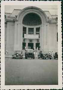 Indochine-Saigon-Le-Theatre-1949-vintage-silver-print-Tirage-argentique