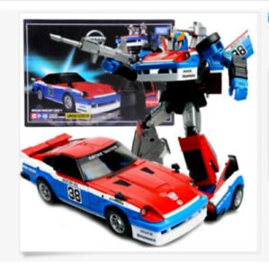 Takara-Transformers-MP-19-Nissan-Fairlady-Smokescreen-Action-Figures-Toy