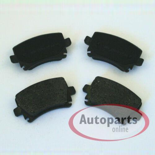 Bremsbeläge Bremsklötze Bremsen für vorne hinten* Audi A4 8K2 B8