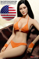 TBLeague 1//6 Big Chest Female Seamless Body Stainless Steel Figure PLLB2014-S09