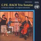 C.P.E. Bach: Trio Sonatas (CD, Mar-2007, Amon Ra)