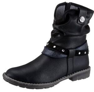 55402 mächen S Dauomo Stiefel 35 U oliver Schuhe Neu qqaCwvZx