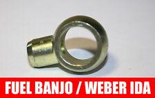 Benzinanschluß / Fuel Banjo - EMPI / Weber IDA Doppelvergaser Vergaser 10354.001