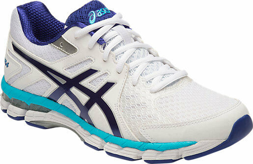 Asics Gel Rink Scorcher 4 femmes Lawn Bowls Chaussures (D) (0145) + Free AUS Delivery