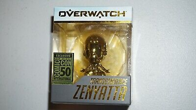 Overwatch Transcendence Zenyatta Exclusive San Diego Comic