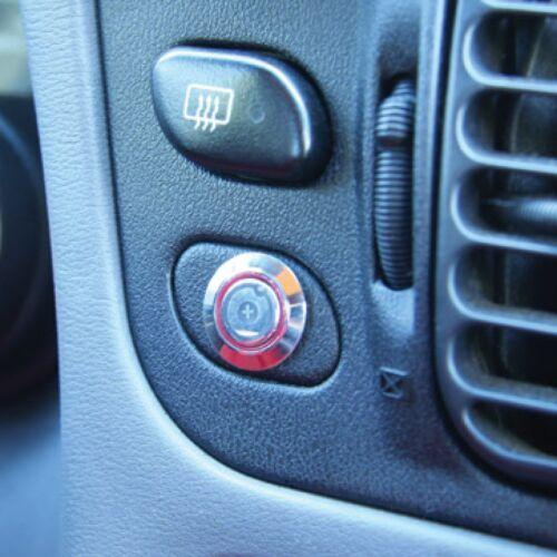 12mm Momentary Billet Button Keep It Clean KICSWBM12X street muscle hot rod