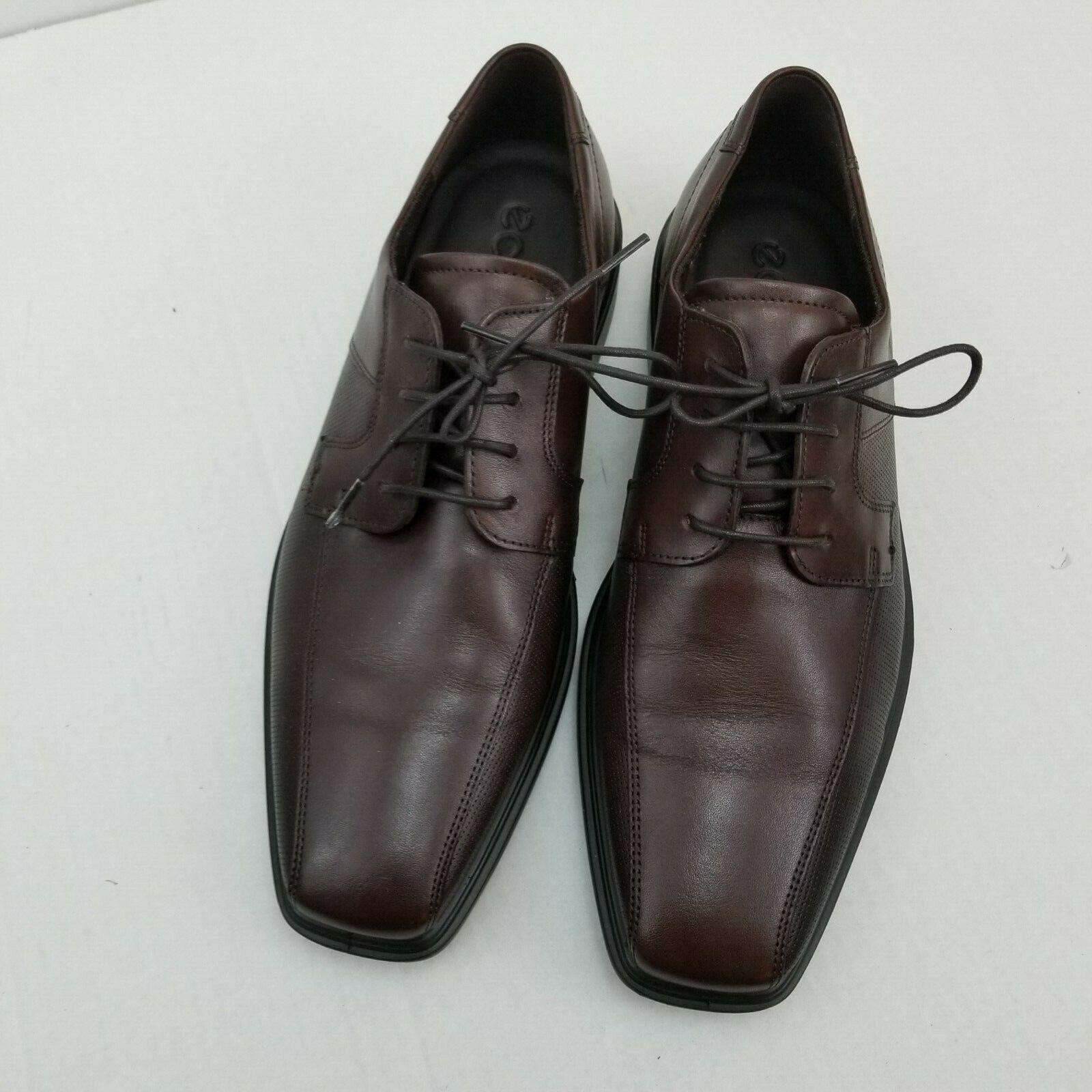 ECCO Minneapolis Mens shoes size US 11-11.5 (EUR 45) Mink Leather
