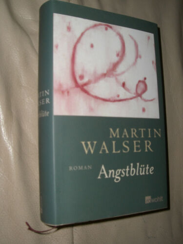 1 von 1 - Martin Walser: Angstblüte (Gebundene Ausgabe)