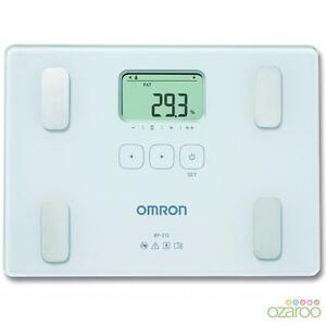 Omron-Bf212-Duenn-Koerperfett-Masse-Home-Zusammensetzung-Monitor-Badezimmer