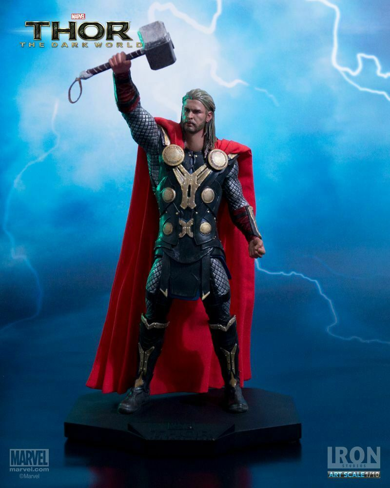 Iron Studios Marvel Thor Dark World Art Scale 1/10 Statue on eBay thumbnail