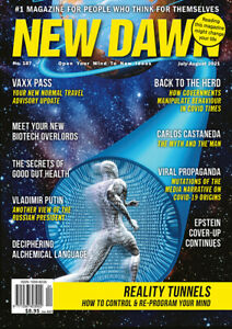 New Dawn Magazine 187 (Jul-Aug 2021)