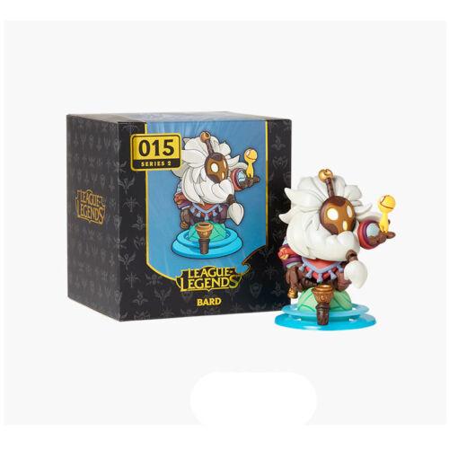 2020 New Cartoon League of Legends Bard Statue PVC Action Figure LoL Model
