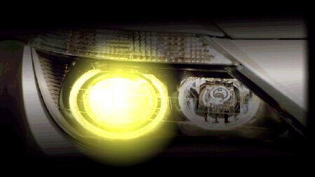 Xentec Super Compact 9006 HB4 3000K Golden Yellow HID Xenon Kit Fog Light 35 Wat