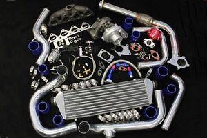 ACURA INTEGRA DB DC GSR LS RS BB BC TT COMPLETE TURBO - Acura integra turbo kit